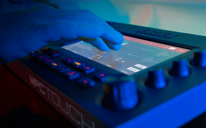 MPC Touch - Detail 1