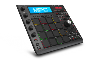 MPC Studio Black - Angle