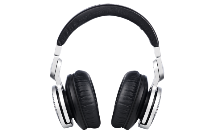 MPC Headphones - Front