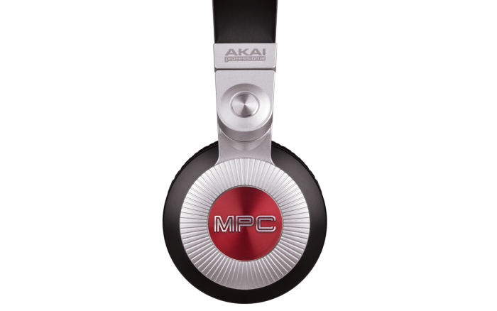 MPC Headphones - Side