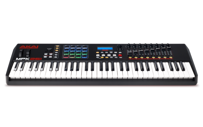 MPK261 - Front Image